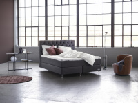 Carpe Diem Beds Sandö Dark Grey