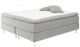Carpe Diem Beds Sandö Dark Grey 210x200 cm