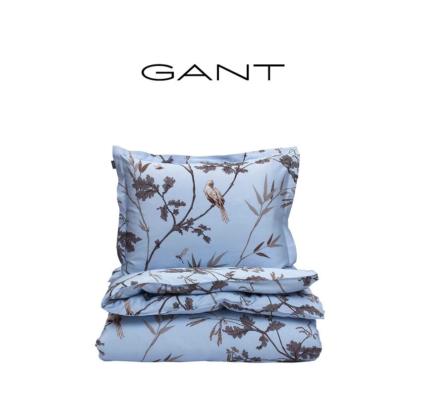 Gant Sängkläder på Sängvaruhuset Elgen